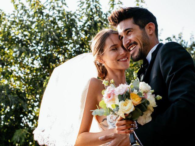 Le mariage de Sasha et Noam