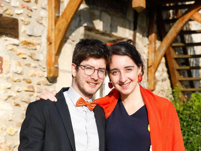 Le mariage de Vincent et Tiphaine à Rambouillet, Yvelines 16