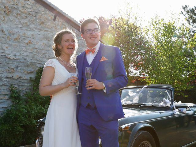 Le mariage de Vincent et Tiphaine à Rambouillet, Yvelines 23