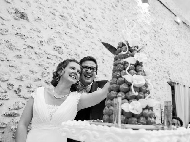 Le mariage de Vincent et Tiphaine à Rambouillet, Yvelines 35