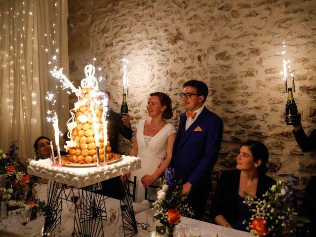 Le mariage de Vincent et Tiphaine à Rambouillet, Yvelines 38