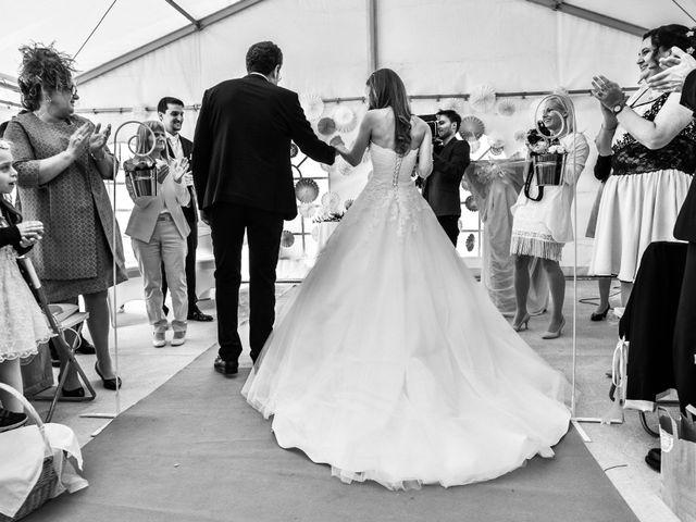 Le mariage de David et Myriam à Ons-en-Bray, Oise 1