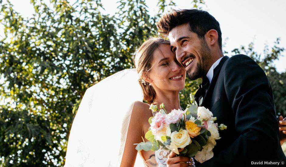 Le mariage de Noam et Sasha à Villeneuve-lès-Maguelone, Hérault