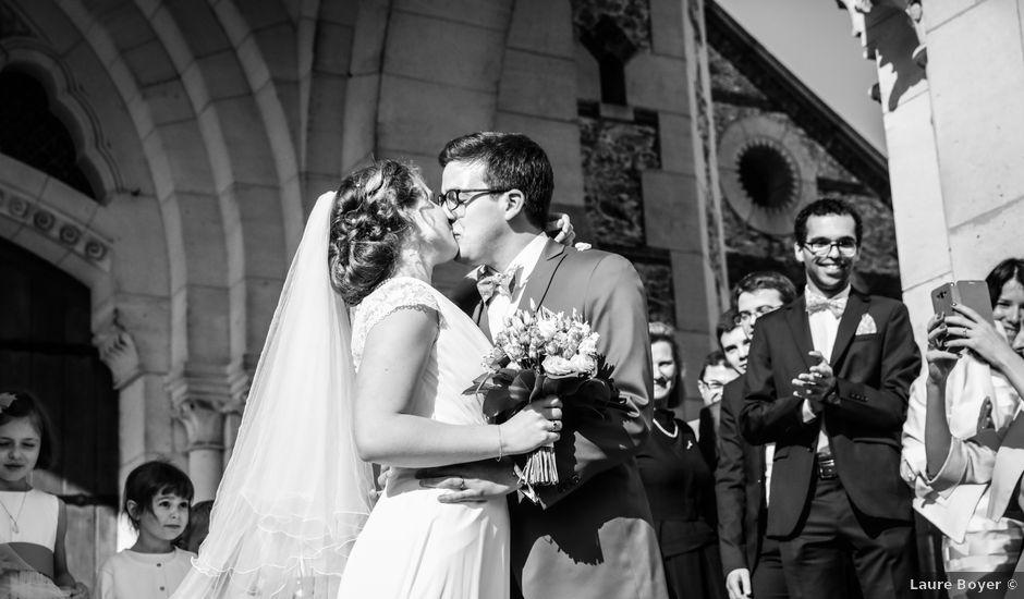 Le mariage de Vincent et Tiphaine à Rambouillet, Yvelines