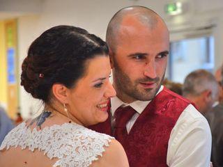 Le mariage de Julie et Damien