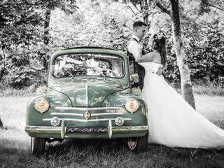 Le mariage de Gwendoline et Marc
