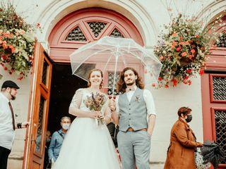 Le mariage de Camille et Simon