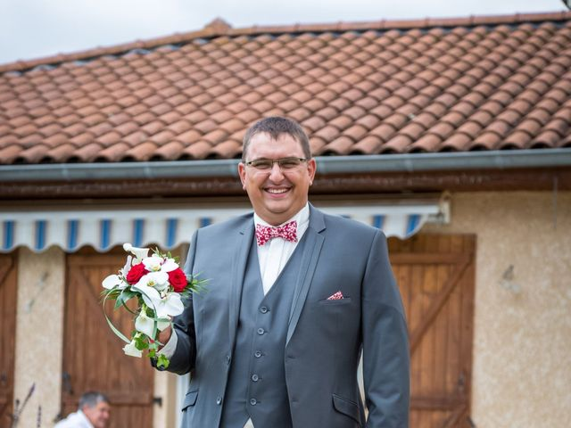 Le mariage de Francis et Emilie à Combronde, Puy-de-Dôme 5