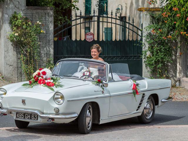 Le mariage de Francis et Emilie à Combronde, Puy-de-Dôme 10