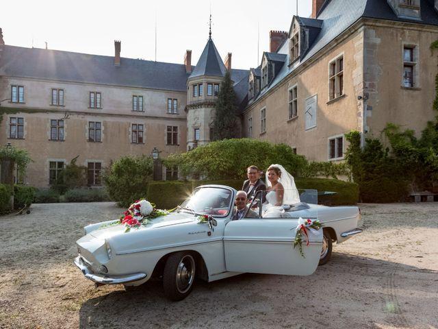 Le mariage de Francis et Emilie à Combronde, Puy-de-Dôme 11