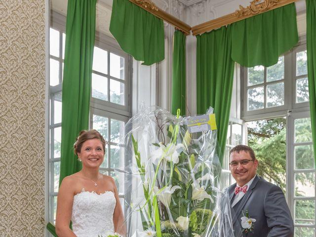 Le mariage de Francis et Emilie à Combronde, Puy-de-Dôme 12