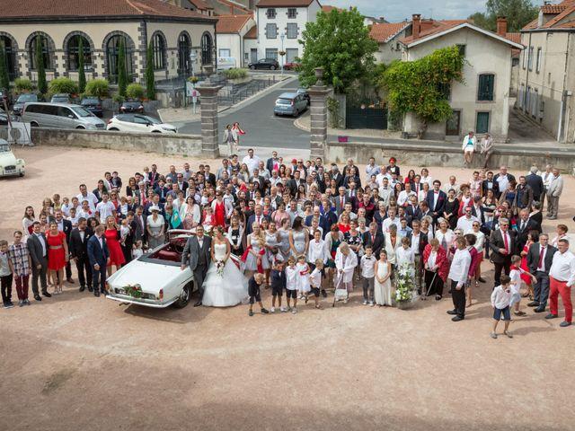 Le mariage de Francis et Emilie à Combronde, Puy-de-Dôme 13
