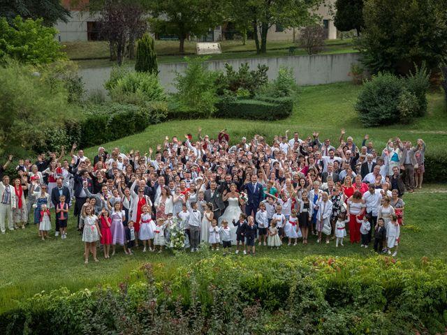 Le mariage de Francis et Emilie à Combronde, Puy-de-Dôme 14