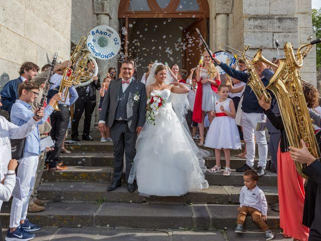 Le mariage de Francis et Emilie à Combronde, Puy-de-Dôme 15