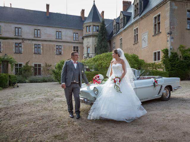 Le mariage de Francis et Emilie à Combronde, Puy-de-Dôme 16