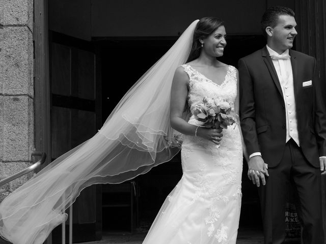 Le mariage de Jérome et Simoné