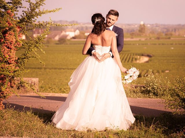 Le mariage de Emilie et Kevin
