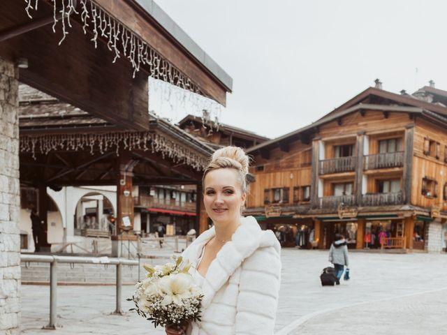 Le mariage de Sébastien et Angélique à La Clusaz, Haute-Savoie 6