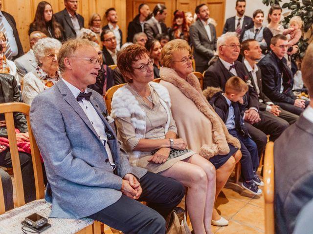 Le mariage de Sébastien et Angélique à La Clusaz, Haute-Savoie 11
