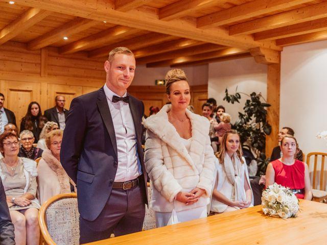 Le mariage de Sébastien et Angélique à La Clusaz, Haute-Savoie 12