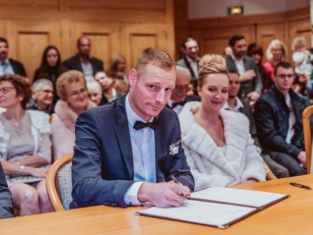 Le mariage de Sébastien et Angélique à La Clusaz, Haute-Savoie 18