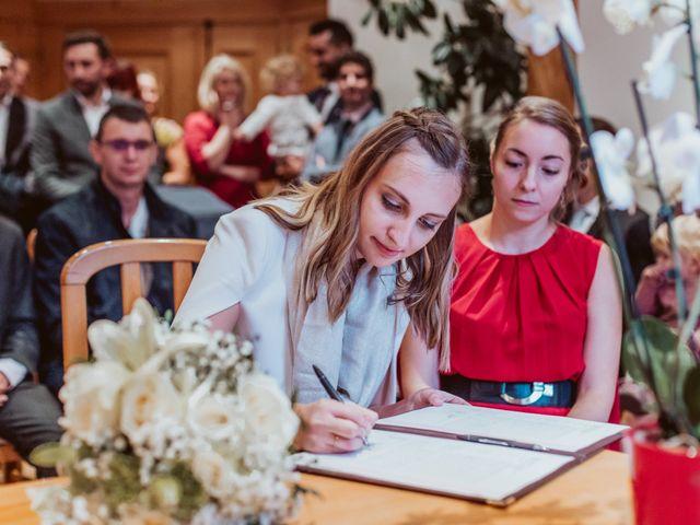 Le mariage de Sébastien et Angélique à La Clusaz, Haute-Savoie 20