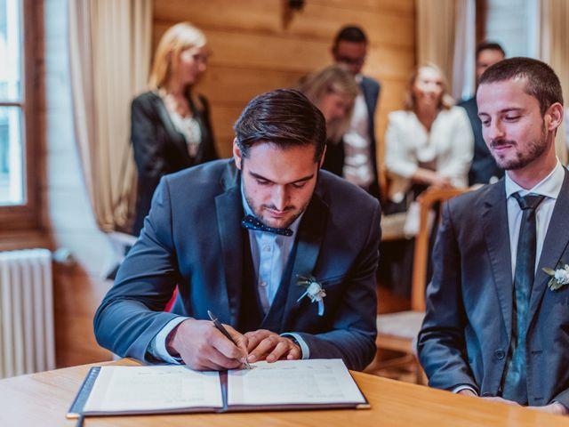 Le mariage de Sébastien et Angélique à La Clusaz, Haute-Savoie 22