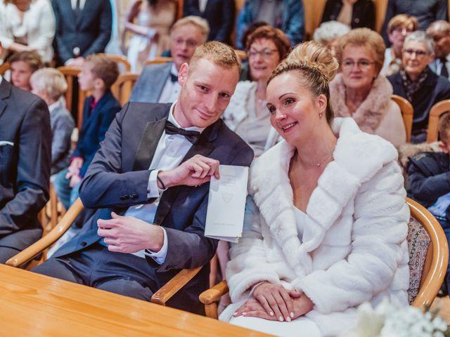 Le mariage de Sébastien et Angélique à La Clusaz, Haute-Savoie 24