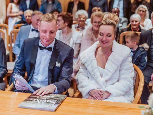 Le mariage de Sébastien et Angélique à La Clusaz, Haute-Savoie 25