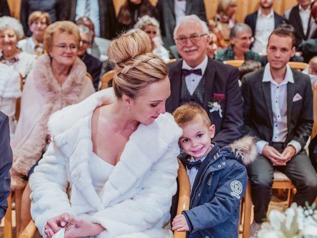Le mariage de Sébastien et Angélique à La Clusaz, Haute-Savoie 27