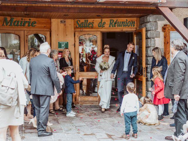 Le mariage de Sébastien et Angélique à La Clusaz, Haute-Savoie 29