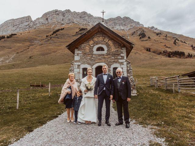 Le mariage de Sébastien et Angélique à La Clusaz, Haute-Savoie 34