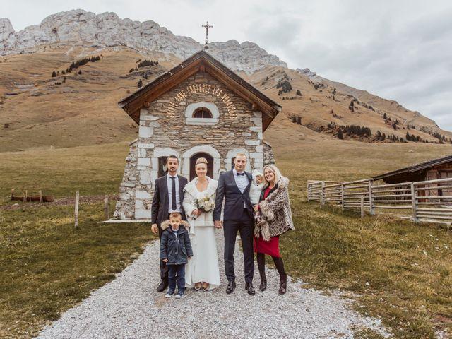 Le mariage de Sébastien et Angélique à La Clusaz, Haute-Savoie 38