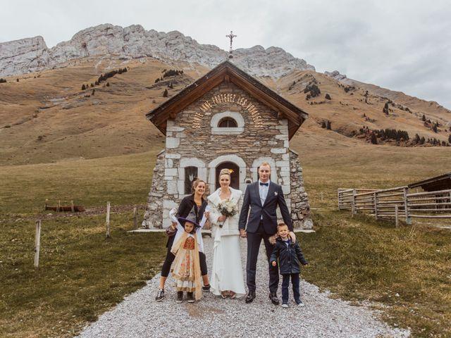 Le mariage de Sébastien et Angélique à La Clusaz, Haute-Savoie 40