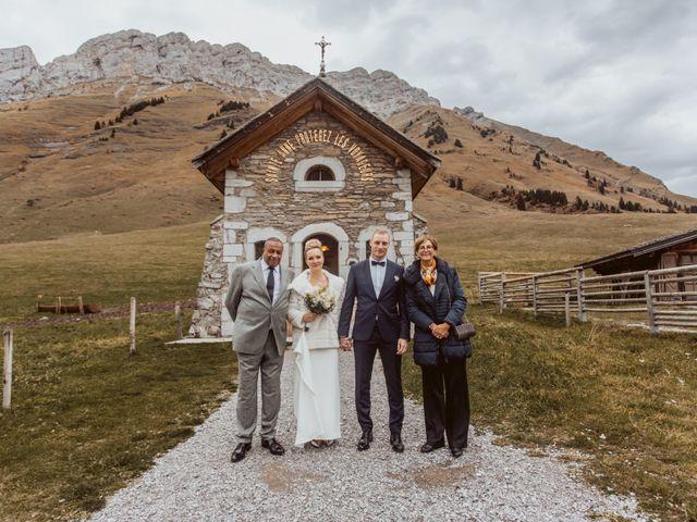 Le mariage de Sébastien et Angélique à La Clusaz, Haute-Savoie 44