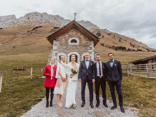 Le mariage de Sébastien et Angélique à La Clusaz, Haute-Savoie 45