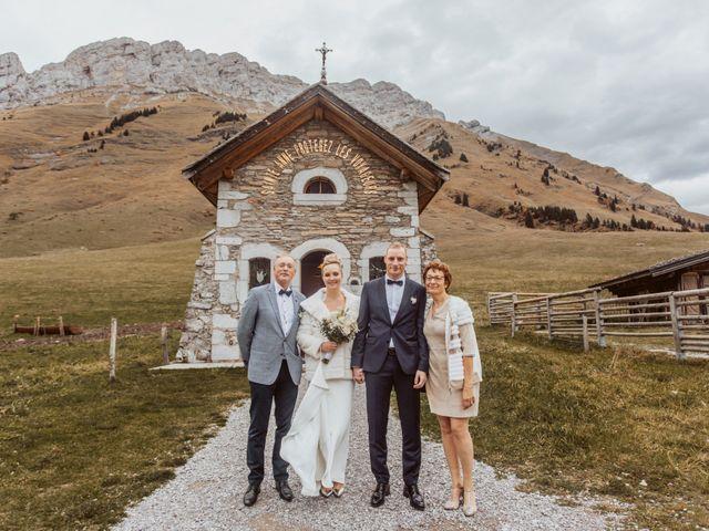 Le mariage de Sébastien et Angélique à La Clusaz, Haute-Savoie 46