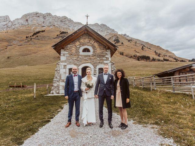 Le mariage de Sébastien et Angélique à La Clusaz, Haute-Savoie 48