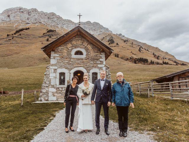 Le mariage de Sébastien et Angélique à La Clusaz, Haute-Savoie 49