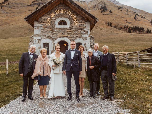 Le mariage de Sébastien et Angélique à La Clusaz, Haute-Savoie 50