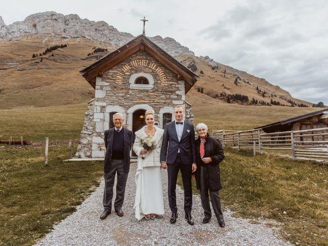 Le mariage de Sébastien et Angélique à La Clusaz, Haute-Savoie 51