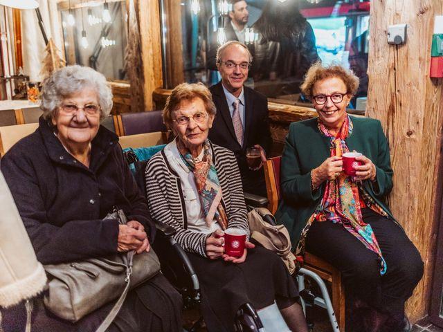 Le mariage de Sébastien et Angélique à La Clusaz, Haute-Savoie 52