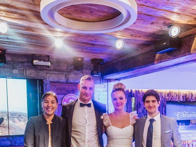 Le mariage de Sébastien et Angélique à La Clusaz, Haute-Savoie 55