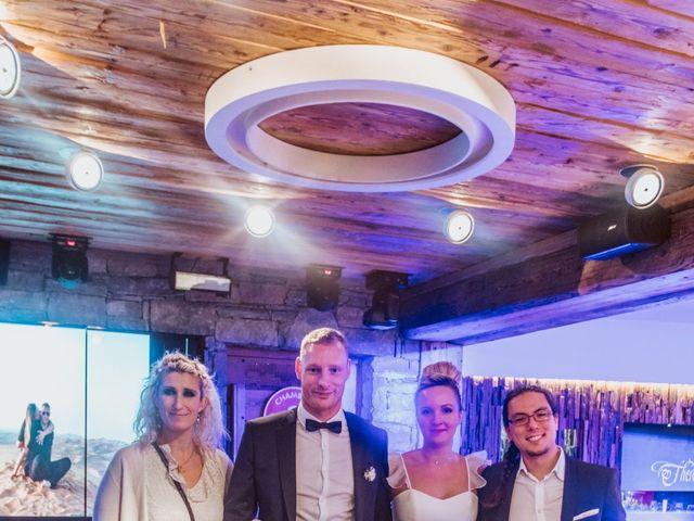 Le mariage de Sébastien et Angélique à La Clusaz, Haute-Savoie 56