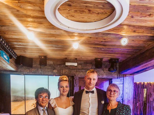 Le mariage de Sébastien et Angélique à La Clusaz, Haute-Savoie 58