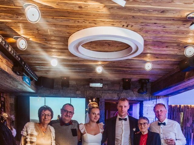 Le mariage de Sébastien et Angélique à La Clusaz, Haute-Savoie 59