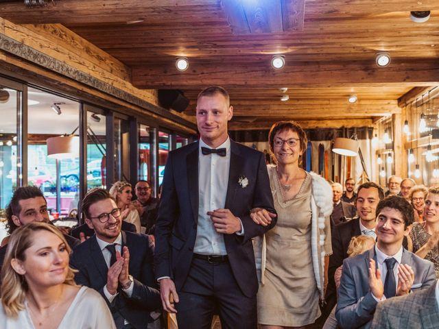Le mariage de Sébastien et Angélique à La Clusaz, Haute-Savoie 60