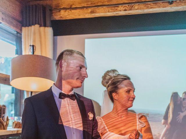 Le mariage de Sébastien et Angélique à La Clusaz, Haute-Savoie 65
