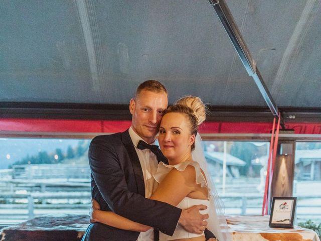 Le mariage de Sébastien et Angélique à La Clusaz, Haute-Savoie 69