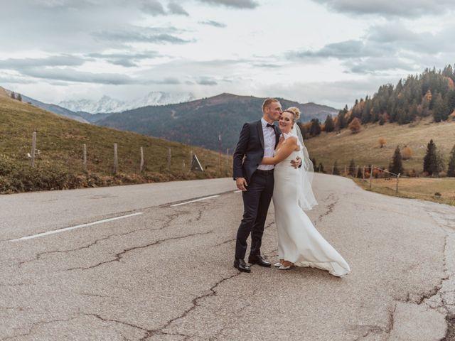 Le mariage de Sébastien et Angélique à La Clusaz, Haute-Savoie 71